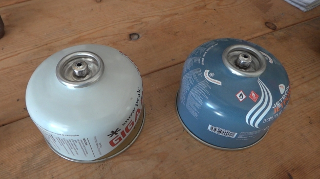 STOVE REFILL cans